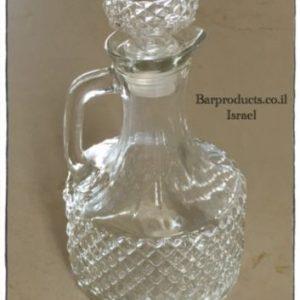 בקבוק-מיני-קריסטל-עגול-ידית
