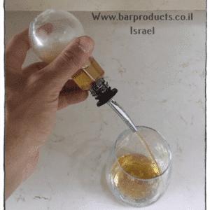 בקבוק-פלסטיק-בצורת-בית-מנורה