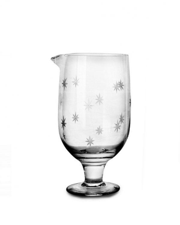 כוס מיקסינג גלס כוכבים