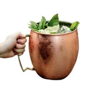 כוס קוקטיילים ברונזה 5 ליטר