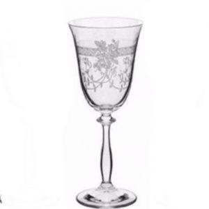 כוס פרחים קריסטל