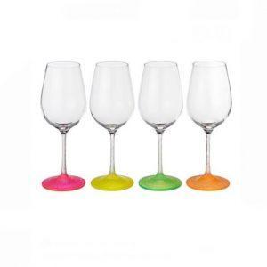 כוסות יין נאון