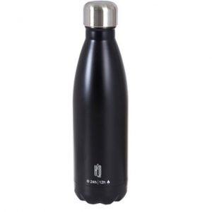 בקבוק תרמי בצבע שחור